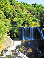 龍門の滝・写真