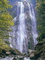 尾鈴山瀑布群・写真