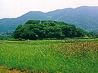 亀城跡・写真