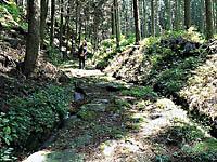 境ノ松坂の石畳・写真