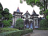 旧土浦中学校本館・写真