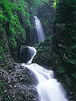 竜化の滝・写真