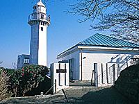 観音埼灯台・写真