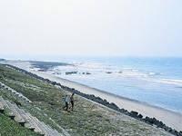 白羽海岸・写真