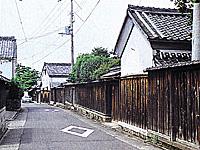 日野商人の町並み・写真