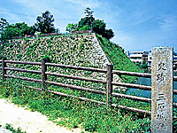 三原城跡・写真