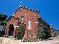 カトリック黒崎教会・写真