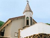冷水教会・写真