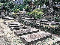 大浦国際墓地・写真
