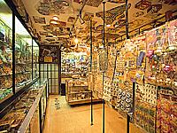 駄菓子屋さん博物館・写真