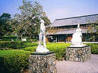 西望記念館「西望生誕之家」・写真