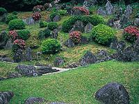 旧円融寺庭園・写真