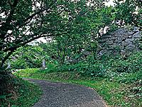 勝本城跡・写真