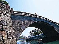 幸橋(オランダ橋)・写真