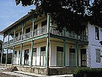 熊本洋学校教師 ジェーンズ邸・写真