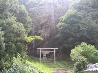 おうむ岩・写真