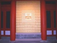 夏見廃寺展示館・写真