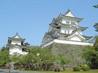 上野城(白鳳城)・写真