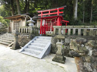 烏止野神社・写真