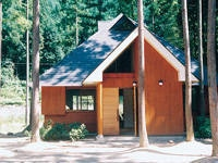 名張市赤目四十八滝キャンプ場・写真