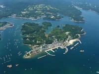 渡鹿野島・写真