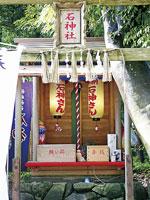 神明神社(石神さん)・写真