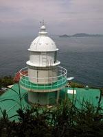 神島灯台・写真