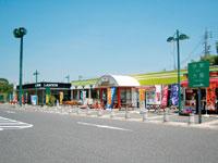 大山田パーキングエリア(下り)・写真