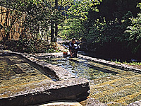 奥満願寺温泉