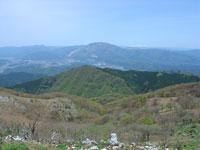 霊仙山・写真