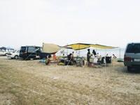 白浜荘オートキャンプ場