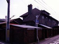 池田町の町並み・写真