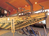 北淡海・丸子船の館・写真
