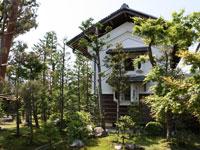 東近江市五個荘近江商人屋敷外村宇兵衛邸・写真