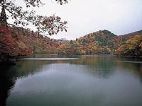 淡海湖(処女湖)・写真