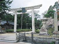 藤樹神社・写真
