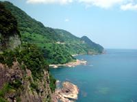 カマヤ海岸(丹後天橋立大江山国定公園)