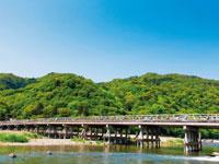 渡月橋・写真
