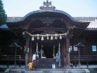 向日神社・写真