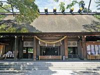 元伊勢籠神社・写真