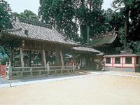 稗田野神社・写真
