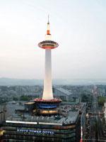 京都タワー・写真
