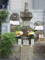 山科地蔵 徳林庵(四ノ宮地蔵)