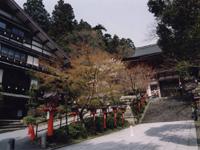 鞍馬寺の散策コース