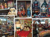 ブリキのおもちゃと人形博物館・写真