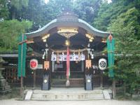 八大神社・写真