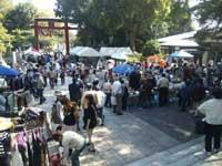 フリーマーケット亀の市