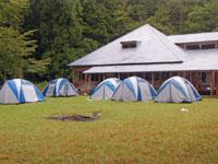 久多自然活用村大黒谷キャンプ場