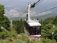 叡山ロープウェイ・写真