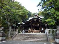 東天王 岡崎神社・写真